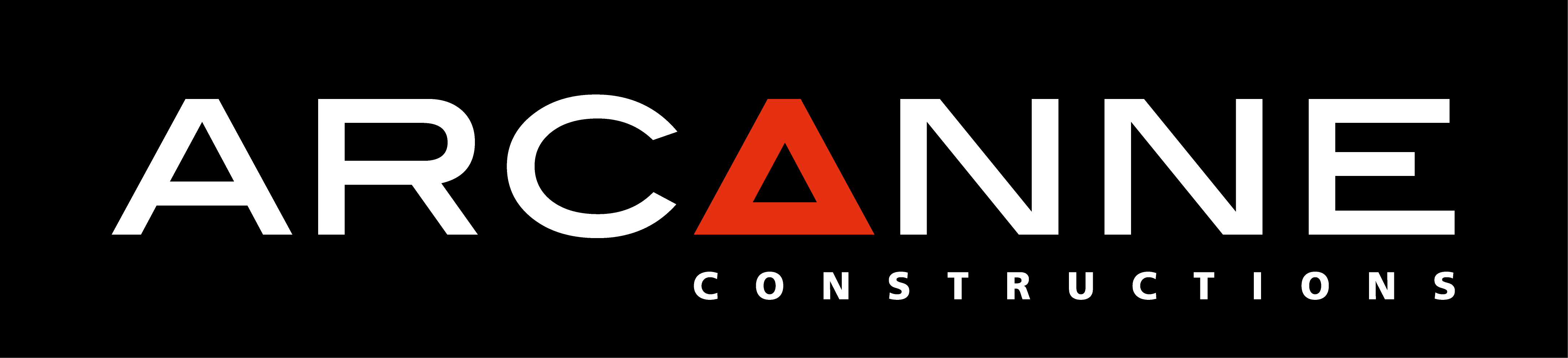 Logo Arcanne Constructions