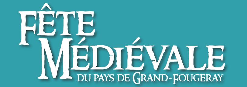 logo fête médiéval grand fougeray